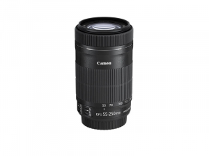 Bilde av Canon EF-S 55-250/4,0-5,6 IS STM