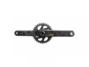 Bilde av Sram Eagle XX1 BB30 Boost, 32T, 12-delt Gold Graphics Kranksett