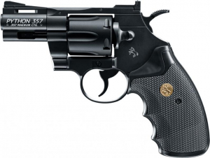 Bilde av Colt Python 2.5 - Sort - 4.5mm BB