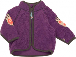 Bilde av Urvan frizz purple  fleece