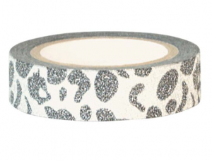 Bilde av GreenGate, tape Leopard warm
