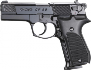 Bilde av Walther CP88 Black - 4.5mm