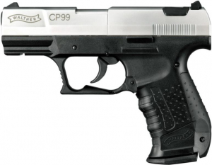 Bilde av Walther CP99 Nickel - 4.5mm