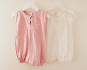 Bilde av Body pyjamas soft pink,