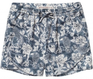 Bilde av Silky feel all-over printed shorts  fra Scotch R`Belle