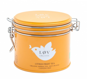 Bilde av LØV organic, citrus fruit tea