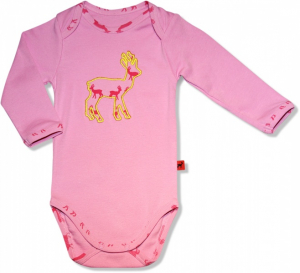 Bilde av Hjorth, Simple deer body rosa