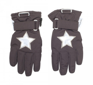 Bilde av Celio dark coffee s-xl hansker fra Mini A Ture