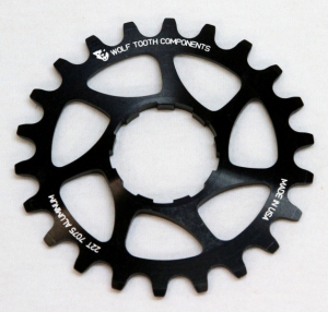 Bilde av Wolf Tooth Aluminium Single Speed Drev