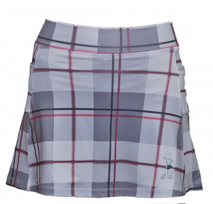 Bilde av Mini Skirt Pink Plaid