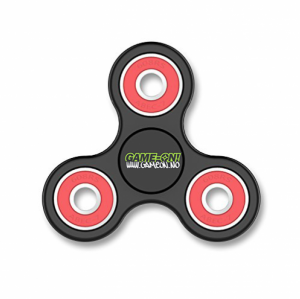 Bilde av Fidget Spinner - Game-On Style - ABEC9