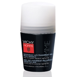 Bilde av VICHY HOMME DEO ROLL-ON SENSITIV 50ML