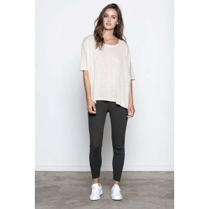 Bilde av Basic apparel, Birdy top sand