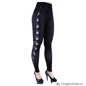 Bilde av Leggings: Moon Phases