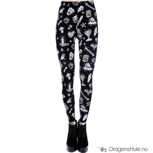 Bilde av Leggings: Witchy
