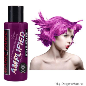 Bilde av Hårfarge: Mystic Heather Amplified -Manic Panic