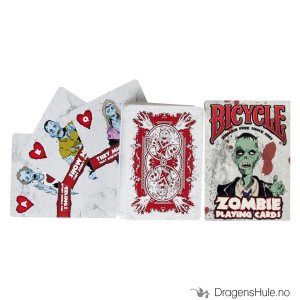 Bilde av Kortstokk: Zombie Bicycle Playing Cards