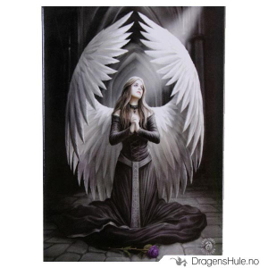 Bilde av Magnet: Anne Stokes: Prayer for the Fallen