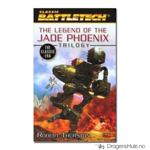Bilde av Bok: Battletech: The Legend of the Jade Phoenix Trilogy 1-3