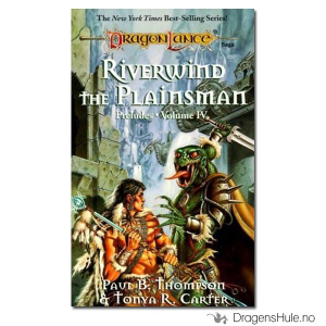 Bilde av Bok: Dragonlance Preludes 4: Riverwind the Plainsman