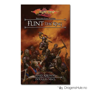 Bilde av Bok: Dragonlance Preludes 5: Flint the King