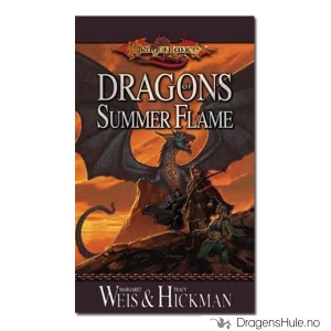 Bilde av Bok: Dragonlance: Dragons of Summer Flame