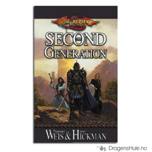 Bilde av Bok: Dragonlance: The Second Generation