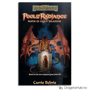 Bilde av Bok: Forgotten Realms: Pool of Radiance -Ruins of Myth Drannor