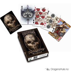 Bilde av Kortstokk: Alchemy England II Bicycle Playing Cards