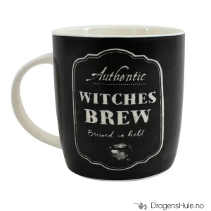 Bilde av Krus: Authentic Witches Brew