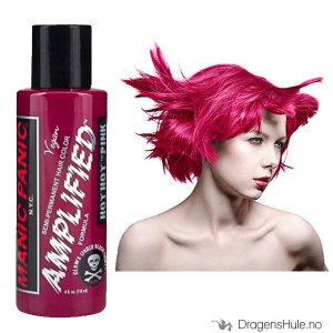 Bilde av Hårfarge: Hot Hot Pink Amplified -Manic Panic