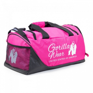 Bilde av GW Santa Rosa Gym Bag - Pink/Black