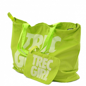 Bilde av TW Trec Girl Bag 001 - Neon Green