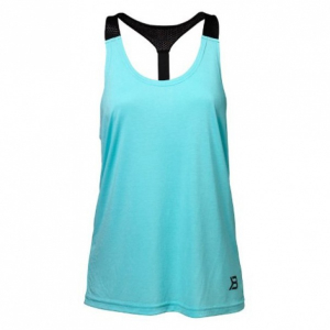 Bilde av BB Loose Fit Tank - Light Aqua - 1 stk