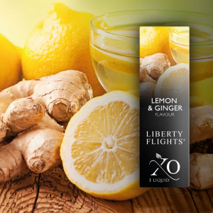 Bilde av XO Lemon & Ginger 10 ml