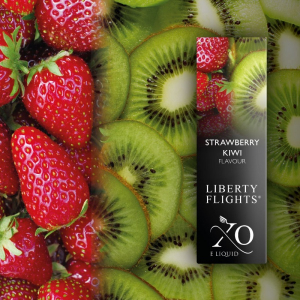 Bilde av XO Strawberry Kiwi 10 ml