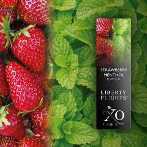Bilde av XO Strawberry Menthol 10 ml