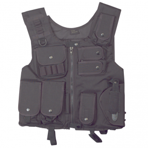 Bilde av Tactical Vest SWAT Black