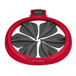 Bilde av Dye R2 Quickfeed - Red/Black