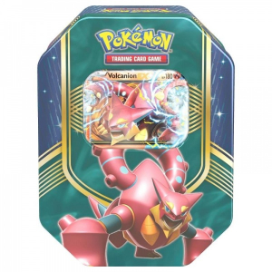 Bilde av Pokémon Battle Heart Tin - Volcanion