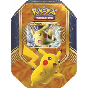 Bilde av Pokémon Battle Heart Tin - Pikachu
