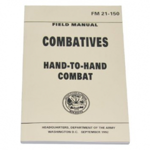 Bilde av Combatives - Hand to Hand Combat - Manual