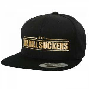 Bilde av Bunker Kings Cap - WKS Black