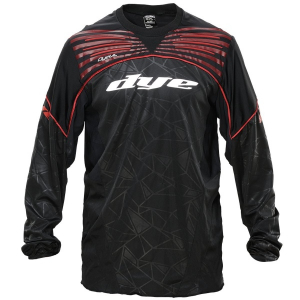 Bilde av Dye Ultralite Jersey - Black/Red