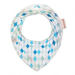 Bilde av bandana blue diamonds