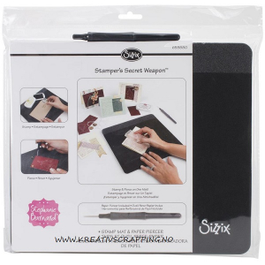 SIZZIX 659880 - STAMPERS SECRET WEAPON