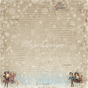 MAJA DESIGN - VINTAGE FROST BASIC 650 - 1ST OF DESEMBER
