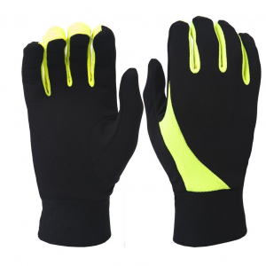 Bilde av Elements Gloves - svart/gul