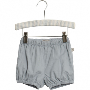 Bilde av Baby gutt shorts Knud i ashley blue fra Wheat
