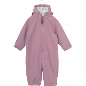 Bilde av Arno softshelldress i Lilas Rose fra Mini A Ture